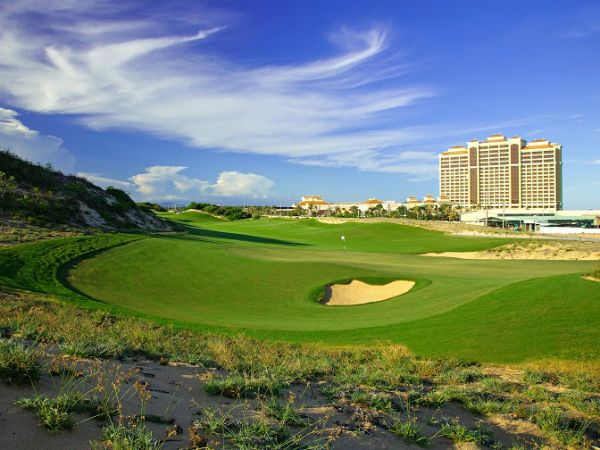 The Bluffs Ho Tram Strip rises fast on prestigious golf list