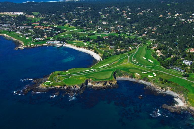 Coastal golf courses face climate change threat, claims report