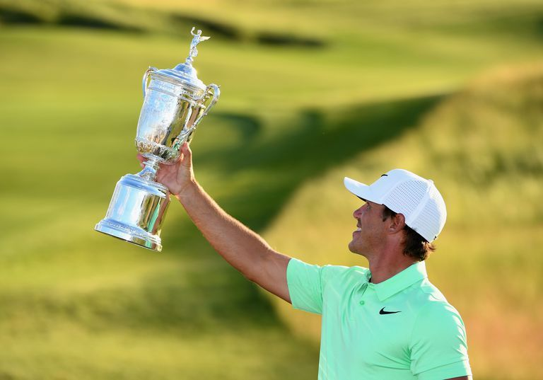 Koepka hails Irish caddie Elliott after bagging Major