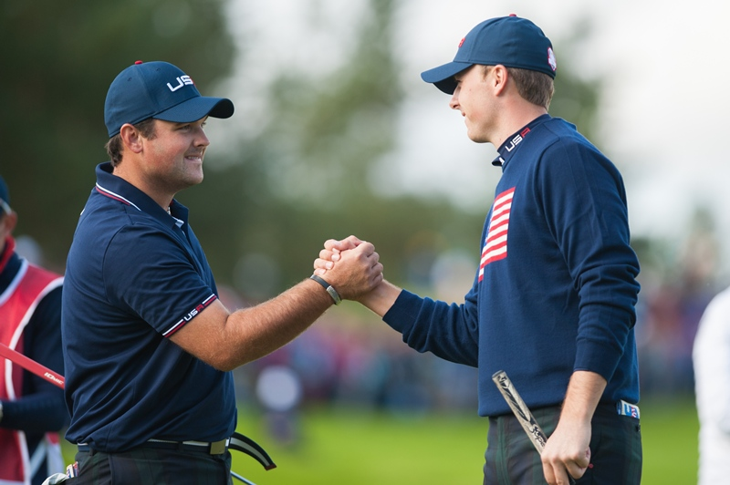 Jordan Spieth has a warning for Patrick Reed following his Masters win