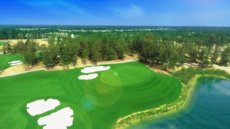 Vinpearl Golf Nam Hoi An is going to open soon