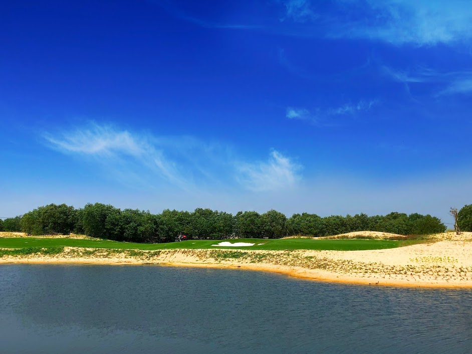 Vietnam wins Asia's best golf destination