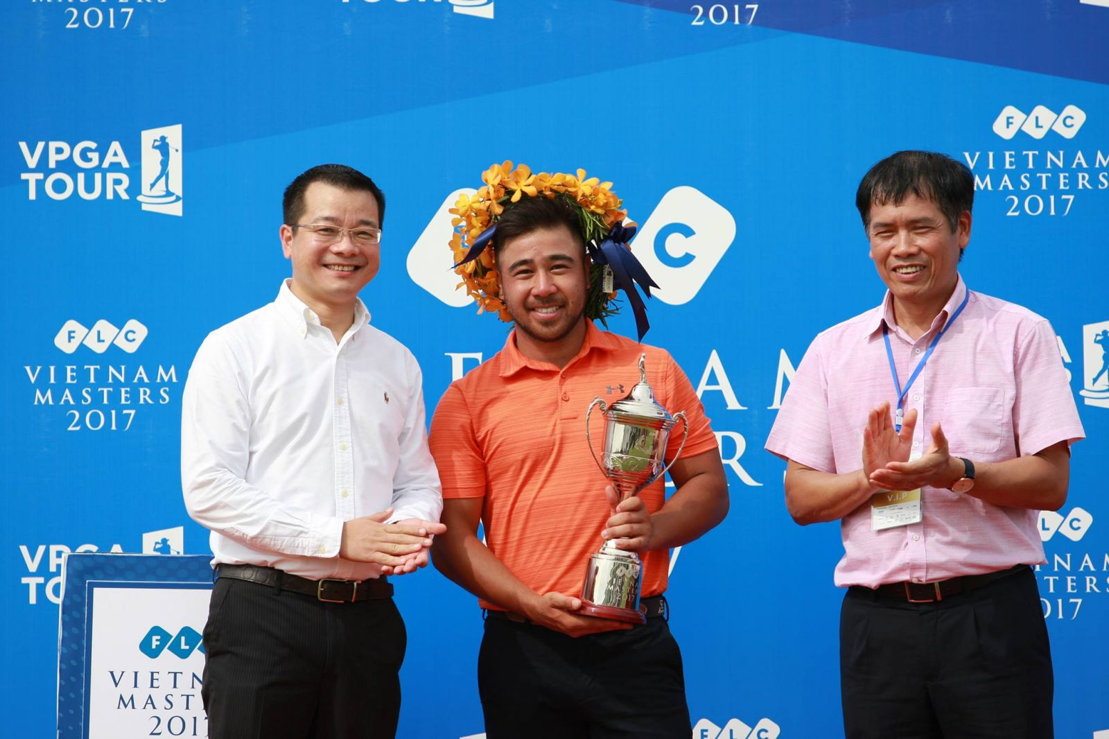 Andy Chu wins first VPGA Tour event
