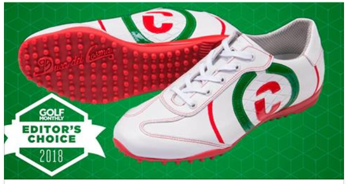 Duca Del Cosma Kuba - Golf Monthly Editor's Choice 2018