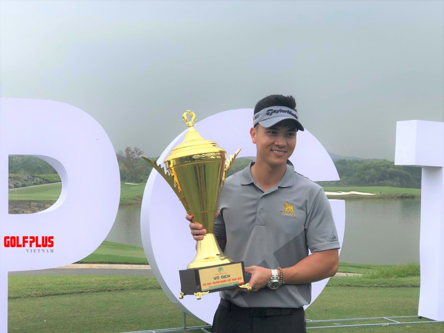 Vietnam's number 1 golfer to compete at FLC Masters 2018