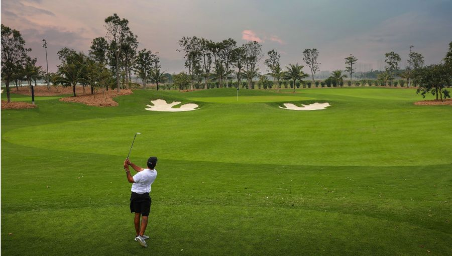 Việt Nam nominated in the best golf courses list of the world