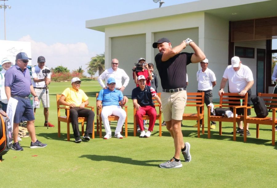 'Vietnam's Rising Stars' Golf Match Presented by Greg Norman