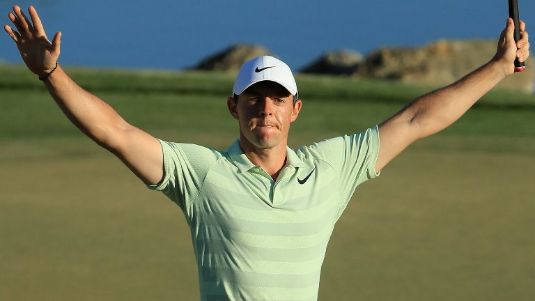 Rory McIlroy tops list of Britain's richest young sports stars
