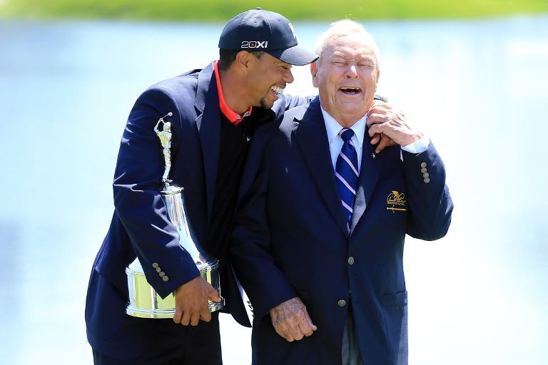 Tiger can still beat my record - Nicklaus