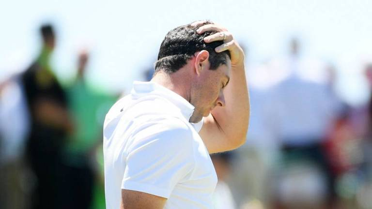 McIlroy misses third consecutive cut at U.S. Open