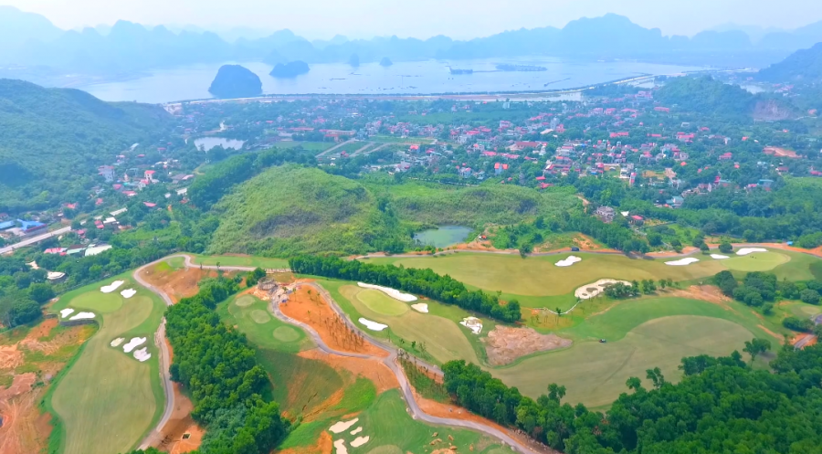 New course opens in Vietnam - Stone Valley Golf Resort