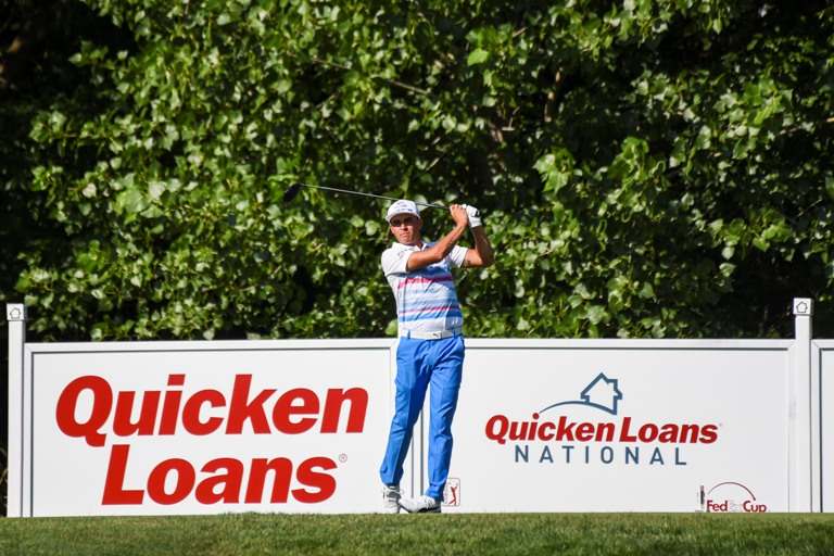 Fantasy golf power rankings: 2018 Quicken Loans National