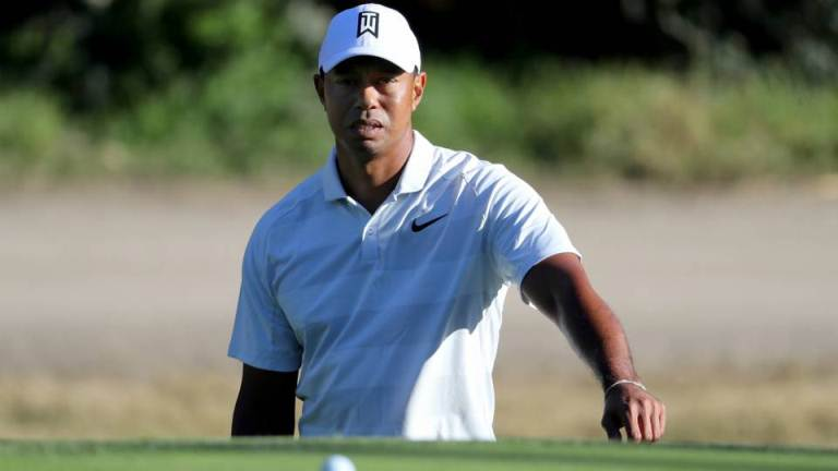 Tiger Woods looking ahead after likely missing cut at Genesis Open