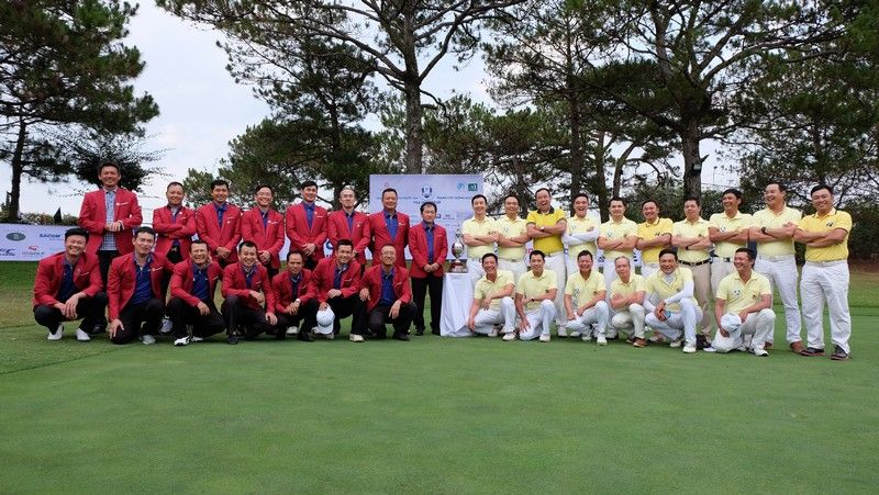 VGA Union Cup kicks off amateur golf championship in 2019