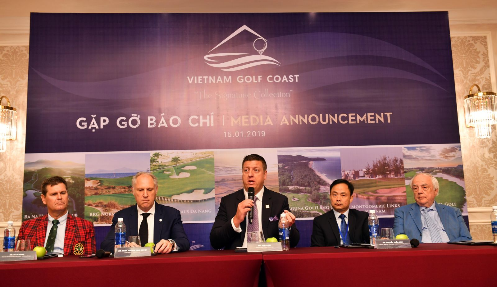'Vietnam Golf Coast' Forms to Create Unique Golf Destination