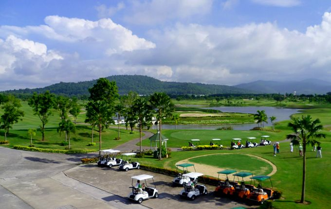 What's on Vietnam golf courses