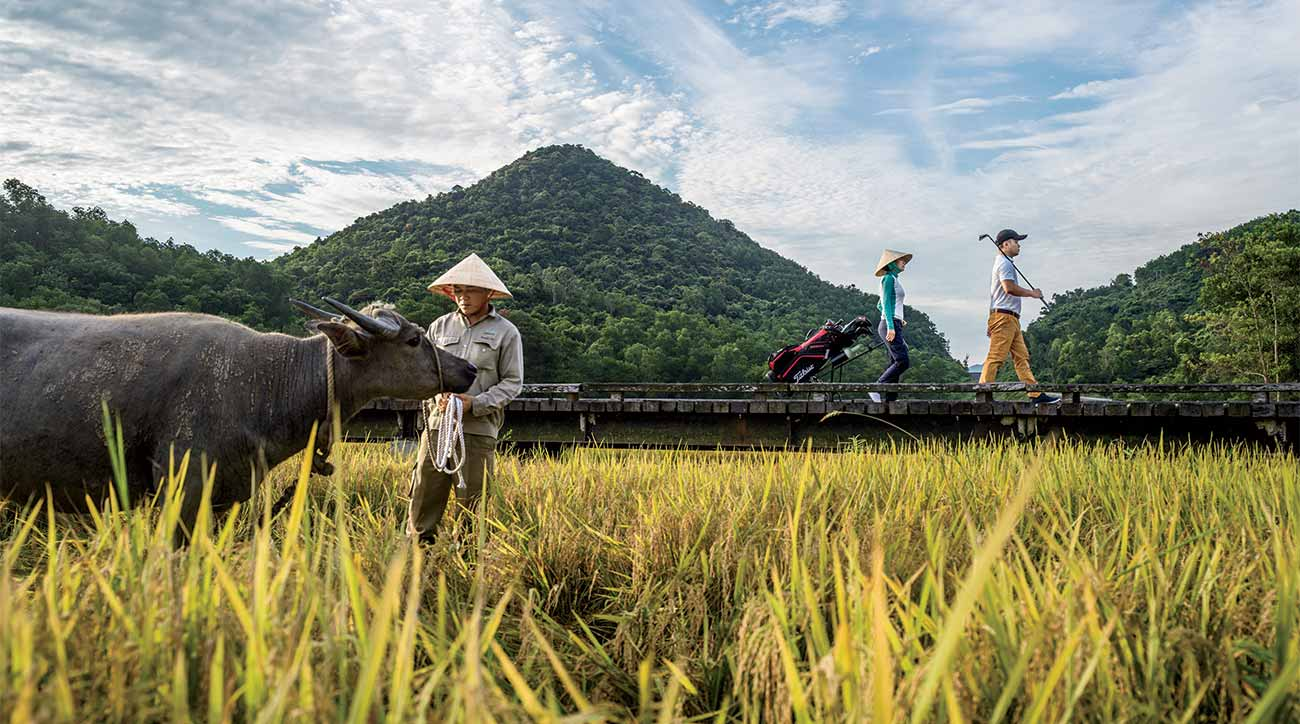 Vietnam! Inside the world's next great golf destination