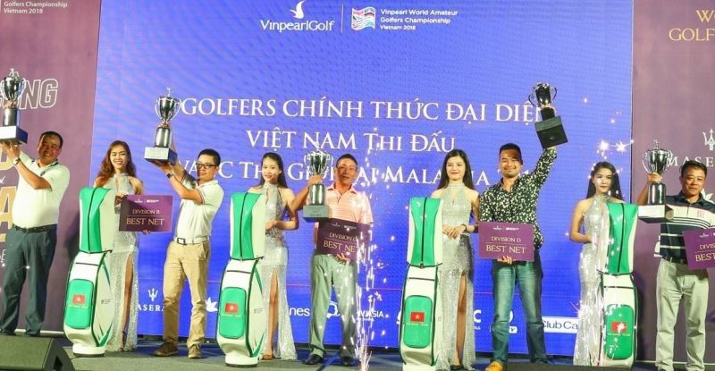 5 Vietnamese golfers to join WAGC final in Malaysia