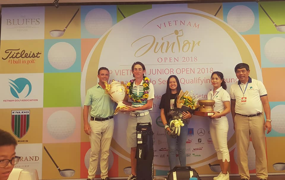 The 3rd Vietnam Junior Open 2018
